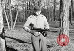 Image of German MP40 Submachine gun United States USA, 1944, second 10 stock footage video 65675065985