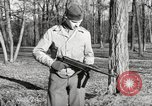 Image of German MP40 Submachine gun United States USA, 1944, second 11 stock footage video 65675065985