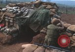 Image of United States Marine snipers Vietnam War Khe Sanh Vietnam, 1968, second 7 stock footage video 65675065992