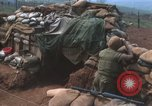 Image of United States Marine snipers Vietnam War Khe Sanh Vietnam, 1968, second 9 stock footage video 65675065992