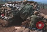 Image of United States Marine snipers Vietnam War Khe Sanh Vietnam, 1968, second 10 stock footage video 65675065992