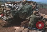 Image of United States Marine snipers Vietnam War Khe Sanh Vietnam, 1968, second 11 stock footage video 65675065992