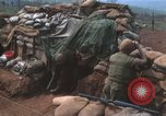 Image of United States Marine snipers Vietnam War Khe Sanh Vietnam, 1968, second 12 stock footage video 65675065992