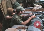 Image of United States Marine sniper duty Vietnam War Khe Sanh Vietnam, 1968, second 6 stock footage video 65675065993
