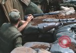 Image of United States Marine sniper duty Vietnam War Khe Sanh Vietnam, 1968, second 8 stock footage video 65675065993