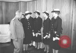 Image of Lieutenant Commander McAfee United States USA, 1942, second 7 stock footage video 65675065995