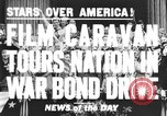 Image of war bond rally Washington DC USA, 1942, second 4 stock footage video 65675065998