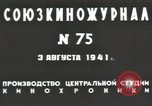 Image of Allied military mission Moscow Russia Soviet Union, 1941, second 12 stock footage video 65675066000