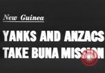 Image of Allied soldiers Buna New Guinea, 1943, second 3 stock footage video 65675066018