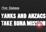 Image of Allied soldiers Buna New Guinea, 1943, second 5 stock footage video 65675066018