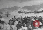 Image of Polish refugees Iran, 1943, second 9 stock footage video 65675066020