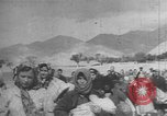 Image of Polish refugees Iran, 1943, second 10 stock footage video 65675066020