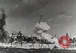 Image of British and French soldier advancing France, 1916, second 2 stock footage video 65675066050