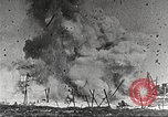 Image of British and French soldier advancing France, 1916, second 4 stock footage video 65675066050
