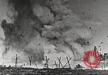 Image of British and French soldier advancing France, 1916, second 5 stock footage video 65675066050