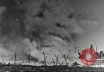 Image of British and French soldier advancing France, 1916, second 6 stock footage video 65675066050