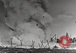 Image of British and French soldier advancing France, 1916, second 7 stock footage video 65675066050