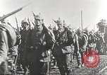 Image of German infantry proceeding to the front Germany, 1916, second 3 stock footage video 65675066054