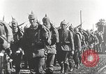 Image of German infantry proceeding to the front Germany, 1916, second 4 stock footage video 65675066054