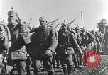 Image of German infantry proceeding to the front Germany, 1916, second 5 stock footage video 65675066054