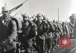 Image of German infantry proceeding to the front Germany, 1916, second 7 stock footage video 65675066054