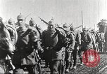 Image of German infantry proceeding to the front Germany, 1916, second 8 stock footage video 65675066054