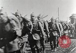 Image of German infantry proceeding to the front Germany, 1916, second 9 stock footage video 65675066054