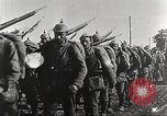 Image of German infantry proceeding to the front Germany, 1916, second 11 stock footage video 65675066054