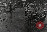 Image of British soldiers in muddy battle in World War 1 France, 1916, second 2 stock footage video 65675066066