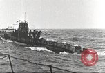 Image of German U boat Atlantic Ocean, 1918, second 5 stock footage video 65675066069