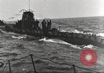 Image of German U boat Atlantic Ocean, 1918, second 8 stock footage video 65675066069