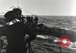 Image of German U boat Atlantic Ocean, 1918, second 11 stock footage video 65675066069