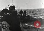 Image of German U boat Atlantic Ocean, 1918, second 12 stock footage video 65675066069
