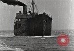 Image of German U boat Atlantic Ocean, 1916, second 3 stock footage video 65675066070