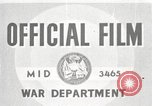 Image of Field Marshal Rommel Germany, 1943, second 5 stock footage video 65675066071