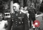 Image of Field Marshal Rommel Berlin Germany, 1942, second 5 stock footage video 65675066072