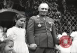 Image of Field Marshal Rommel Germany, 1942, second 11 stock footage video 65675066073