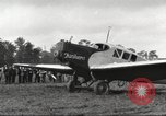Image of aircraft reliability tour Dearborn Michigan USA, 1925, second 5 stock footage video 65675066093