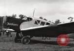 Image of aircraft reliability tour Dearborn Michigan USA, 1925, second 7 stock footage video 65675066093