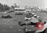 Image of commercial aircraft reliability tour Dearborn Michigan USA, 1930, second 1 stock footage video 65675066096