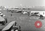 Image of commercial aircraft reliability tour Dearborn Michigan USA, 1930, second 12 stock footage video 65675066096