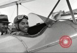 Image of woman aviator Nancy Hopkins Dearborn Michigan USA, 1930, second 5 stock footage video 65675066097