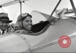 Image of woman aviator Nancy Hopkins Dearborn Michigan USA, 1930, second 6 stock footage video 65675066097