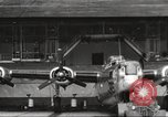 Image of Ford B-24 aircraft Michigan United States USA, 1944, second 3 stock footage video 65675066099