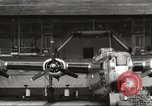 Image of Ford B-24 aircraft Michigan United States USA, 1944, second 4 stock footage video 65675066099