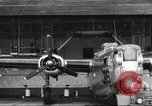 Image of Ford B-24 aircraft Michigan United States USA, 1944, second 6 stock footage video 65675066099