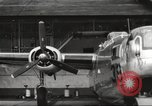 Image of Ford B-24 aircraft Michigan United States, 1944, second 9 stock footage video 65675066099