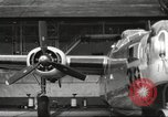 Image of Ford B-24 aircraft Michigan United States USA, 1944, second 10 stock footage video 65675066099