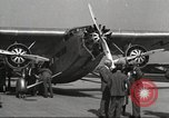 Image of Ford Trimotor airplane Dearborn Michigan USA, 1929, second 3 stock footage video 65675066162