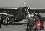 Image of Ford Trimotor airplane Dearborn Michigan USA, 1929, second 5 stock footage video 65675066162